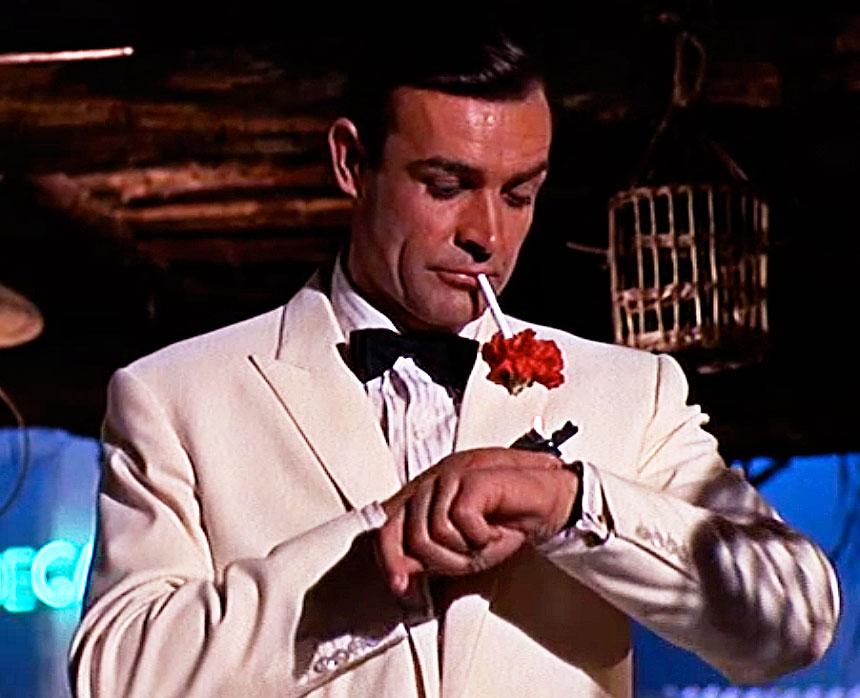 James Bond watch 1