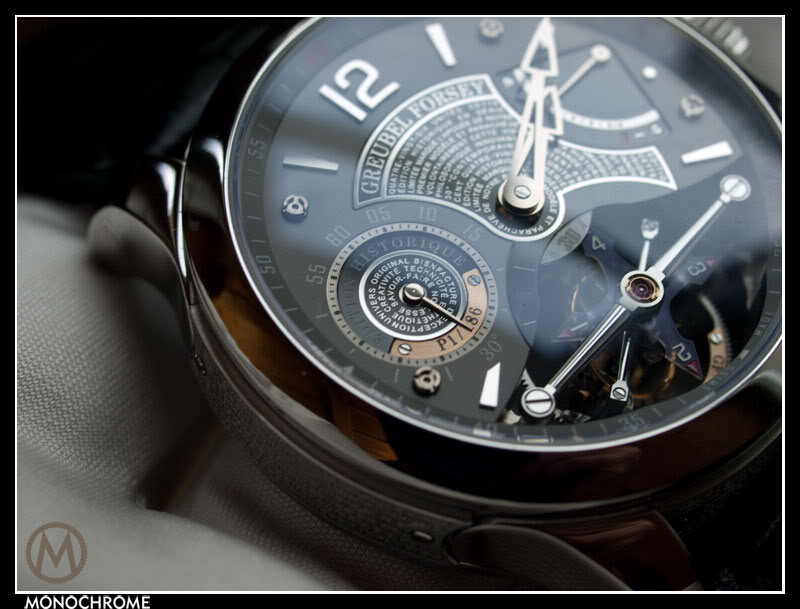Greubel Forsey Double Tourbillon 30 degrees Edition Historique