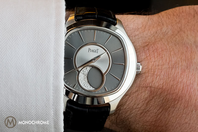Piaget Emperador Coussin Large Moon