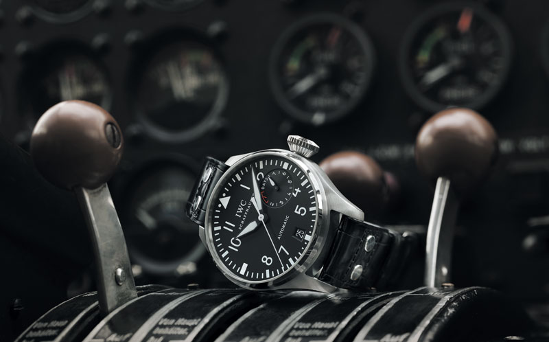 IWC Big Pilots Watch Mood