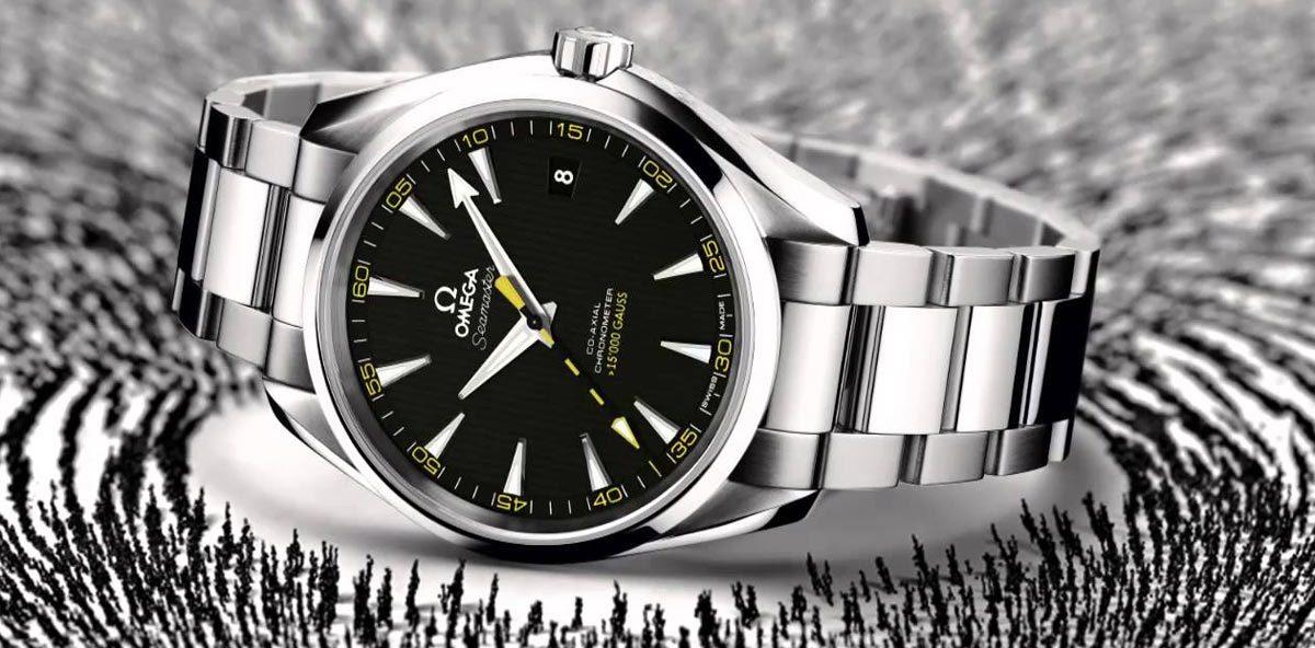 Omega Seamaster Aqua Terra 15000 gauss