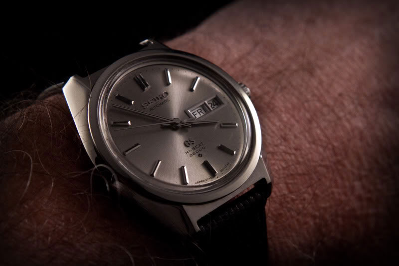 Grand Seiko 61GS hi-beat