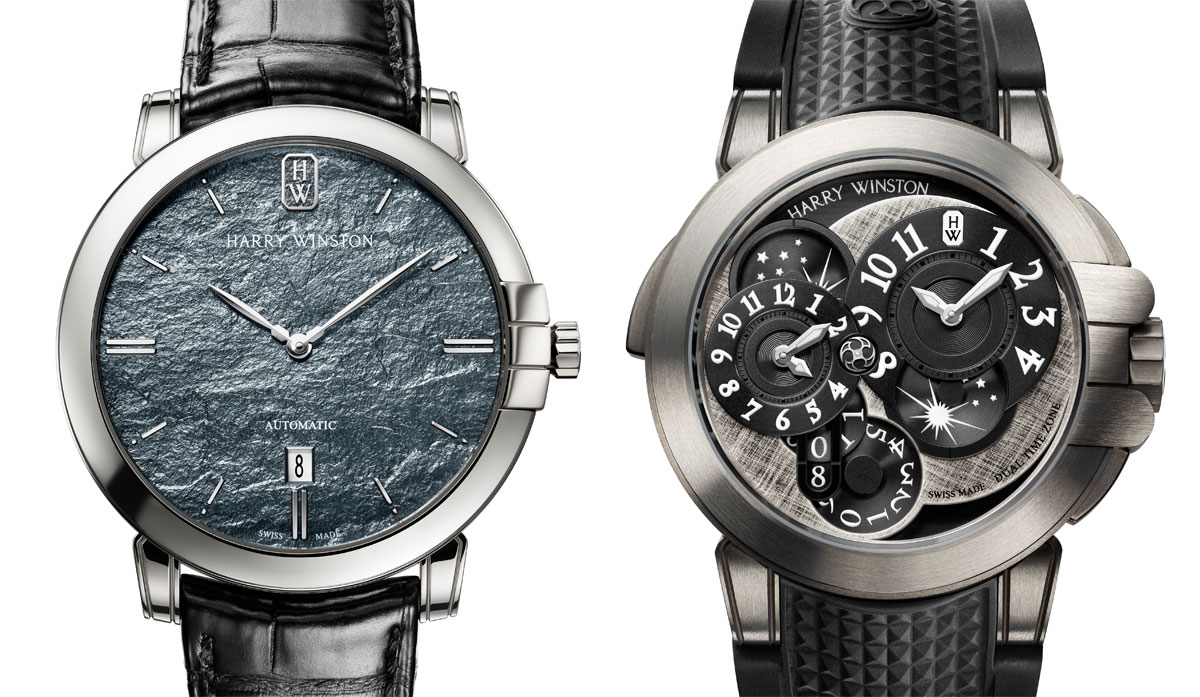 Harry Winston Monochrome Editions
