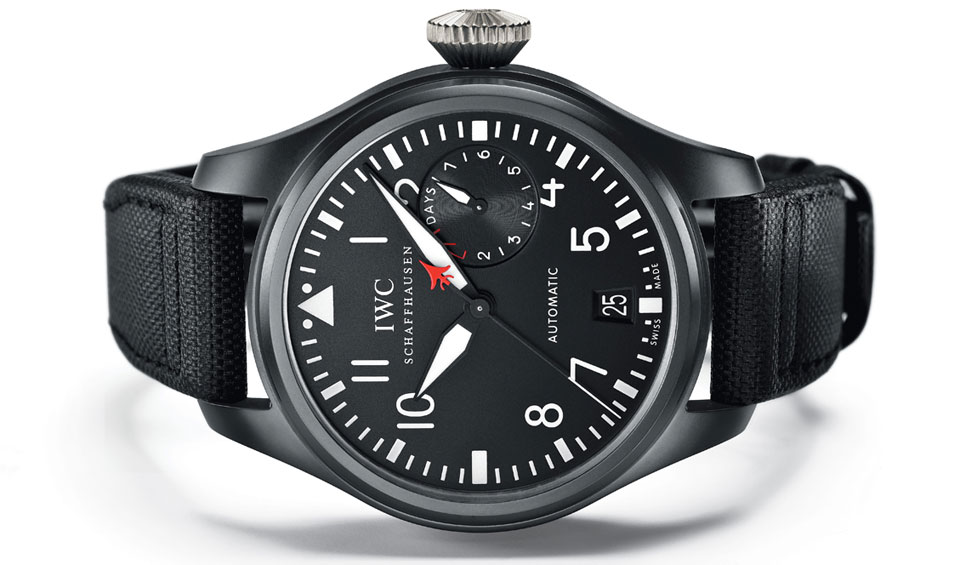 IWC Big Pilot Watch TOP GUN