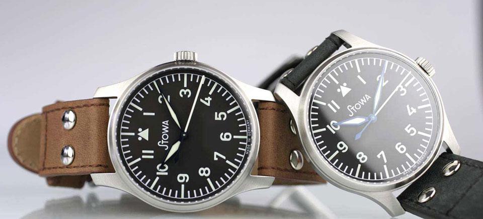 Modern Stowa B-Uhr Type A
