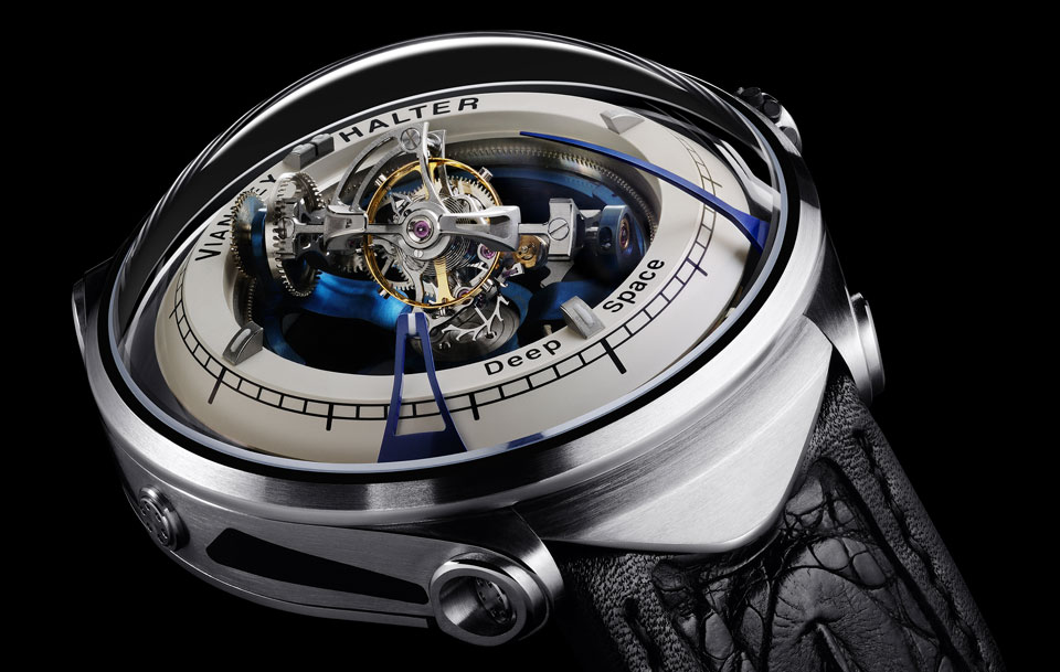 Vianney Halter Deep Space Tourbillon