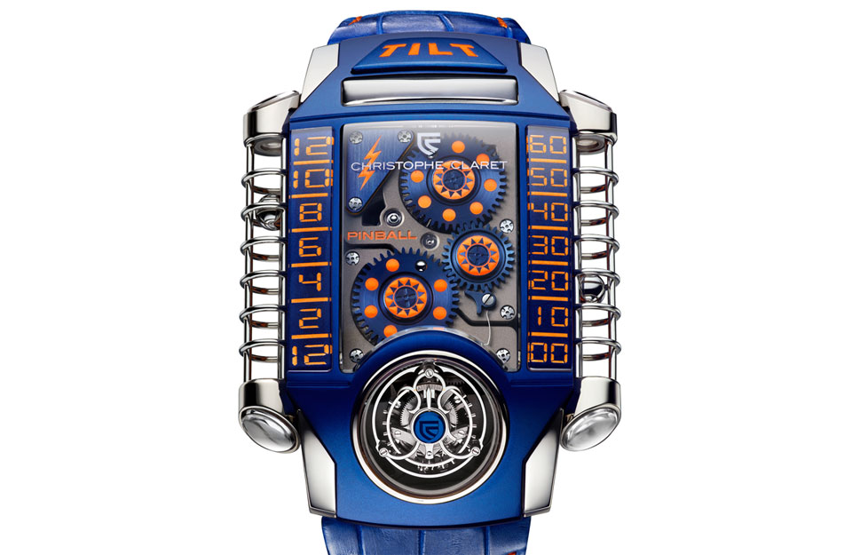 Christophe Claret X-TREM-1 for only watch 2013
