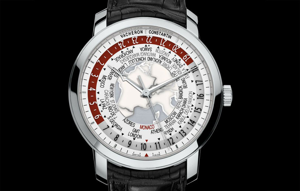 Vacheron-Constantin Patrimony Traditionnelle worldtimer for Only Watch 2013