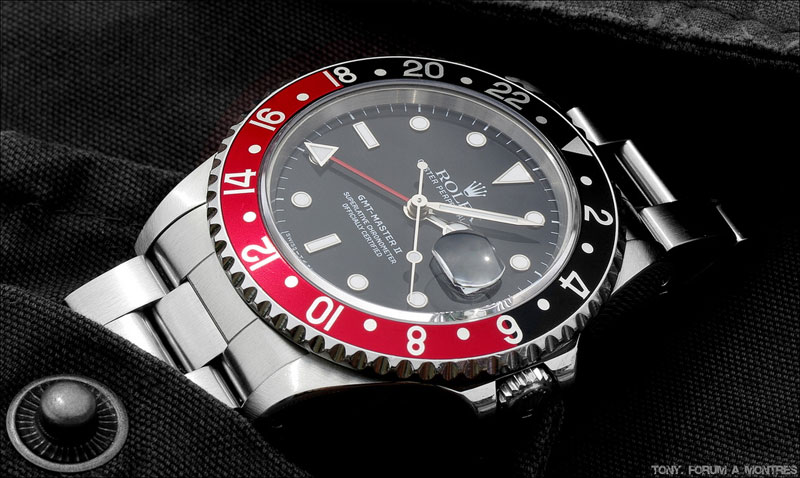 Rolex Gmt-Master-II 16710