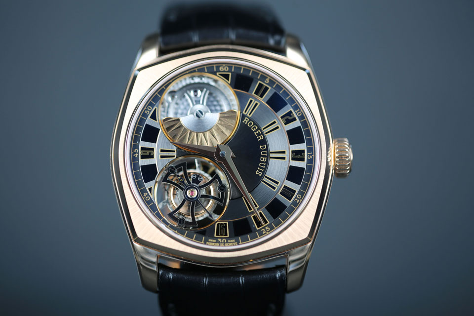 Roger Dubuis Monegasque Flying Tourbillon for Only Watch 2013
