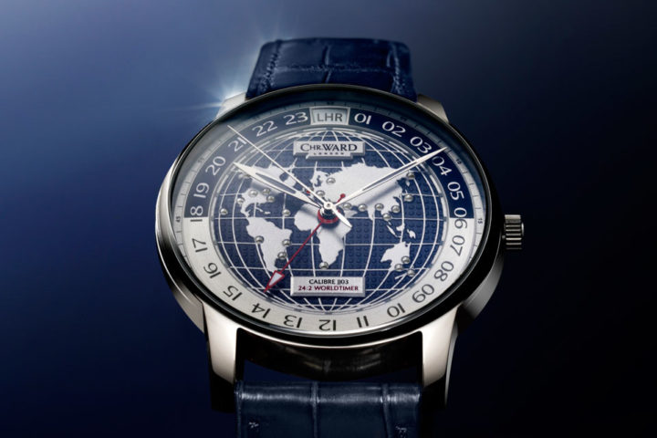 Christopher Ward C900 Worldtimer
