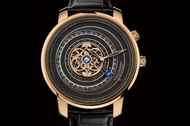 Graham Geo Tourbillon Orrery