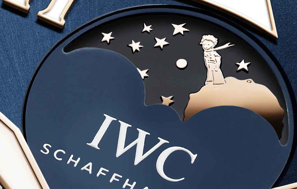 IWC Big Pilot Perpetual Calendar Le Petit Prince ref.IW502802