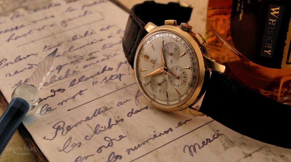 Omega Chronograph Kaliber 321