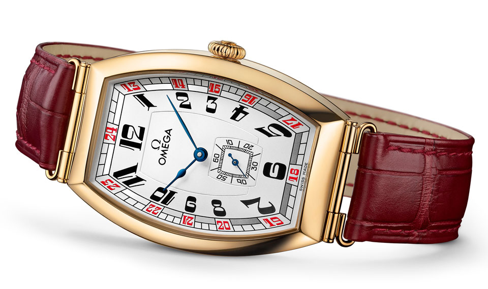 Omega Sochi Petrograd Tonneau Watch for the Sochi 2014 ...