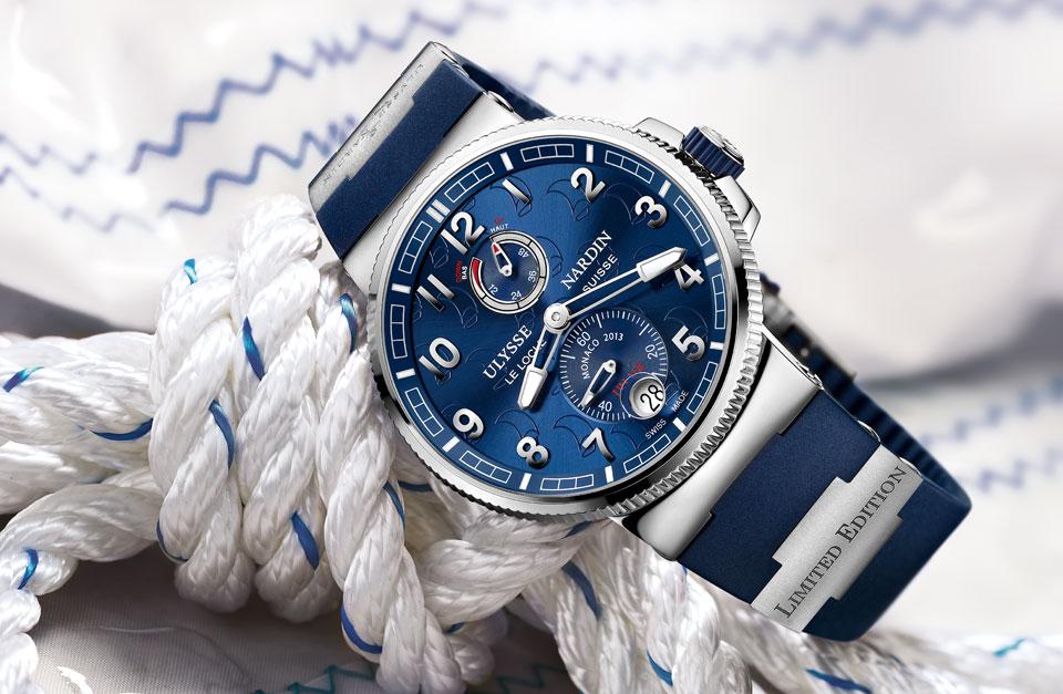 Ulysse Nardin Marine Chronometer Monaco Limited Edition