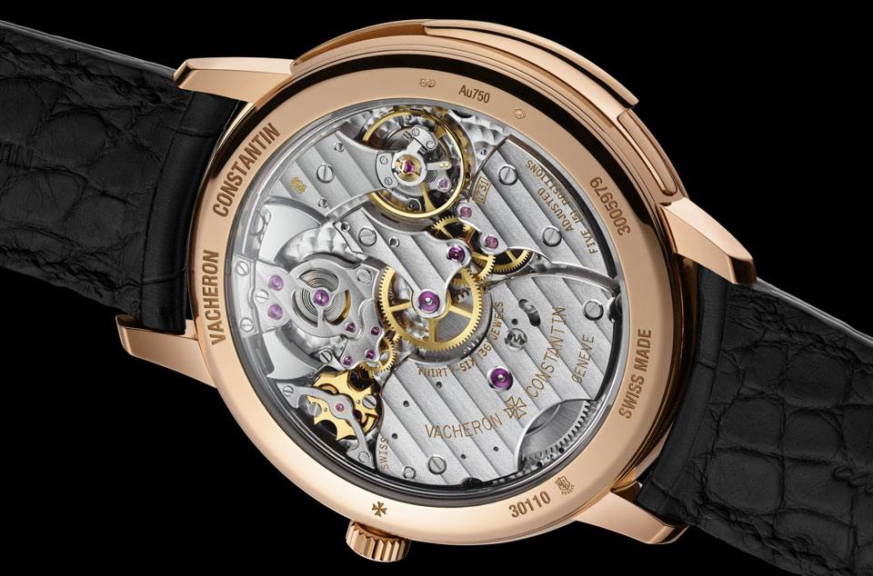 Vacheron Constantin Introduces the World's Thinnest Minute ...