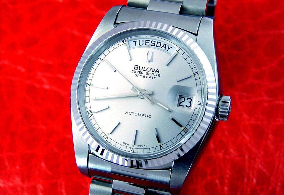 Bulova Day-Date