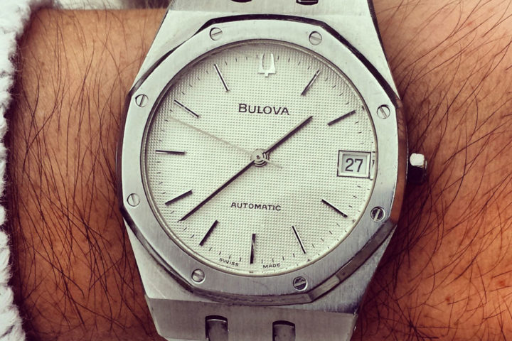 Bulova Royal Oak