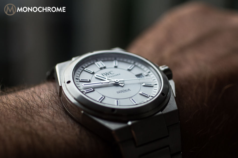 IWC Ingenieur Automatic ref.3239 Reviewed