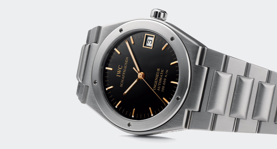 Electromagnets In Everyday Life IWC Ingenieur Automati...