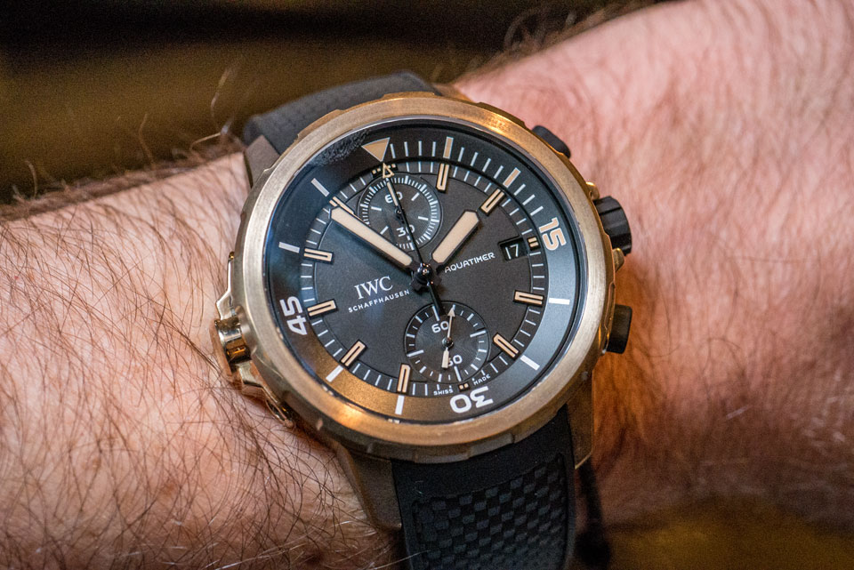 Iwc Aquatimer Bronze Review