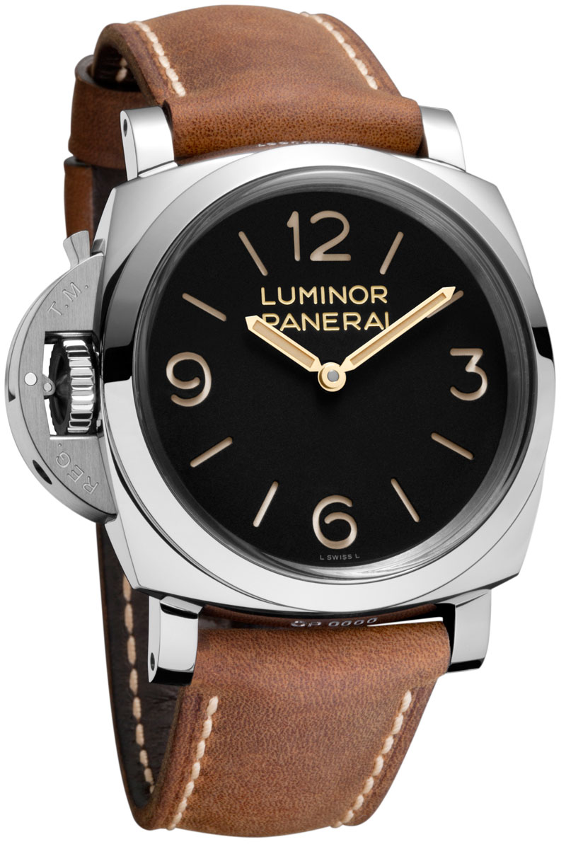 Panerai PAM 00557 – Left Luminor 1950 3-Days 47mm
