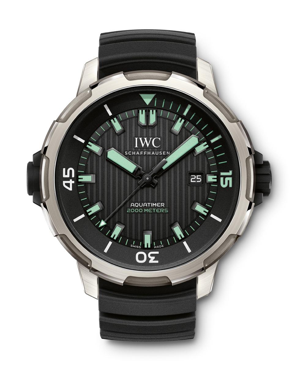 SIHH 2014 IWC Aquatimer Automatic 2000 IW358002 (1)