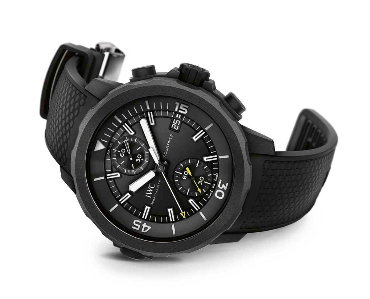 SIHH 2014 IWC Aquatimer Chronograph Galapagos Islands IW379502 (2)