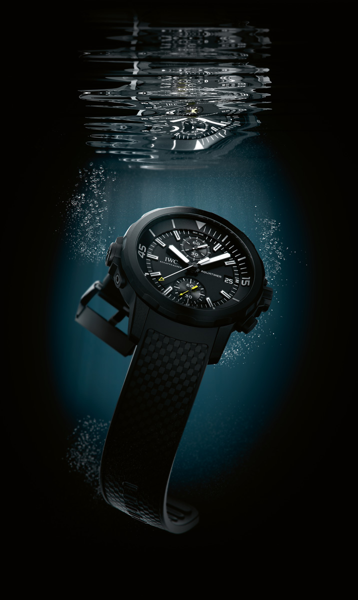 SIHH 2014 IWC Aquatimer Chronograph Galapagos Islands IW379502 (3)