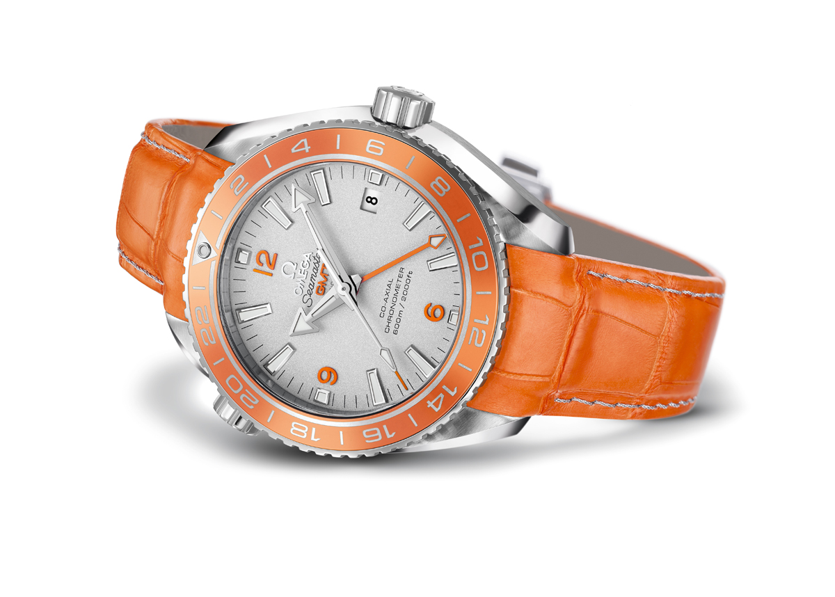Orange is the New Black: the new Seamaster Planet Ocean Orange Ceramic