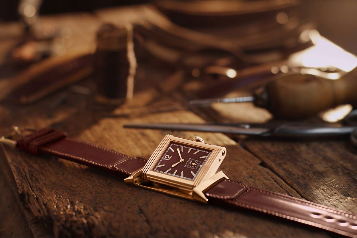 Jaeger-LeCoultre Reverso Ultra 1931 Chocolate Dial