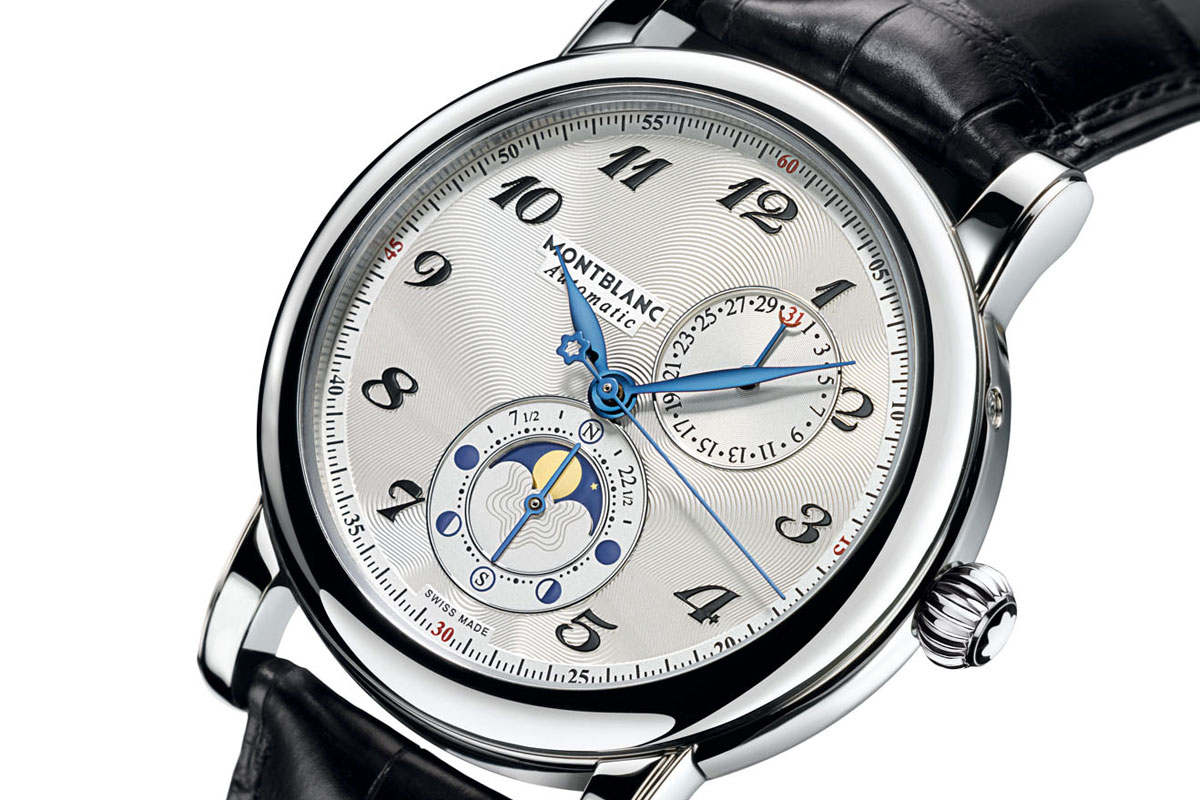 Pre SIHH 2014: Introducing the Montblanc Star Twin Moonphase
