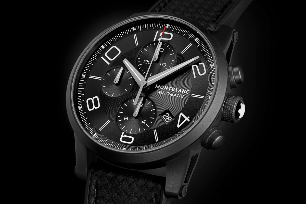 fj dlc watches aventurines limited edition frederic surya jouvenot titanium