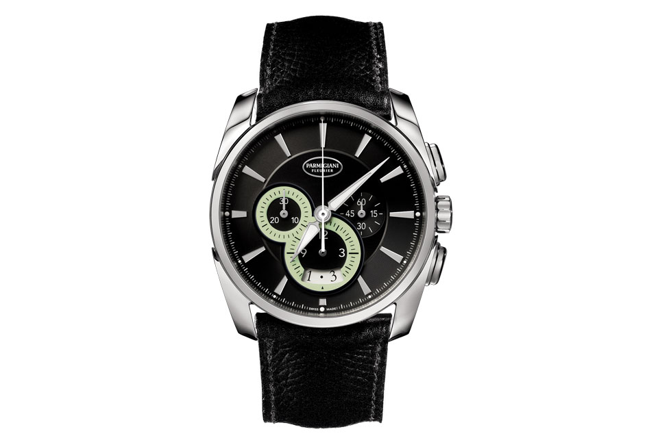 The Parmigiani Fleurier Tonda Metrograph with Black Dial: A Watch for the 24-Hour Urbane Sophisticate