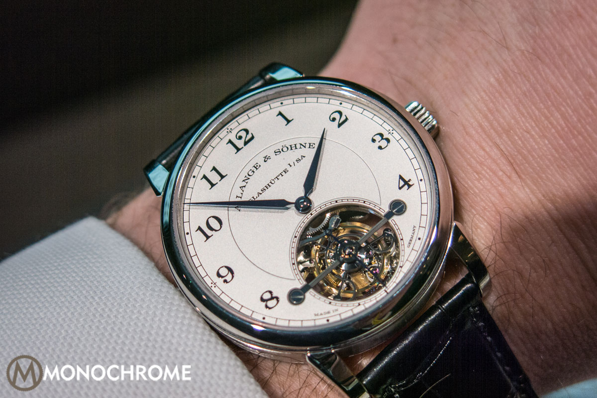 SIHH 2014: Recap of all the A. Lange & Söhne novelties (with LOTS of photos)