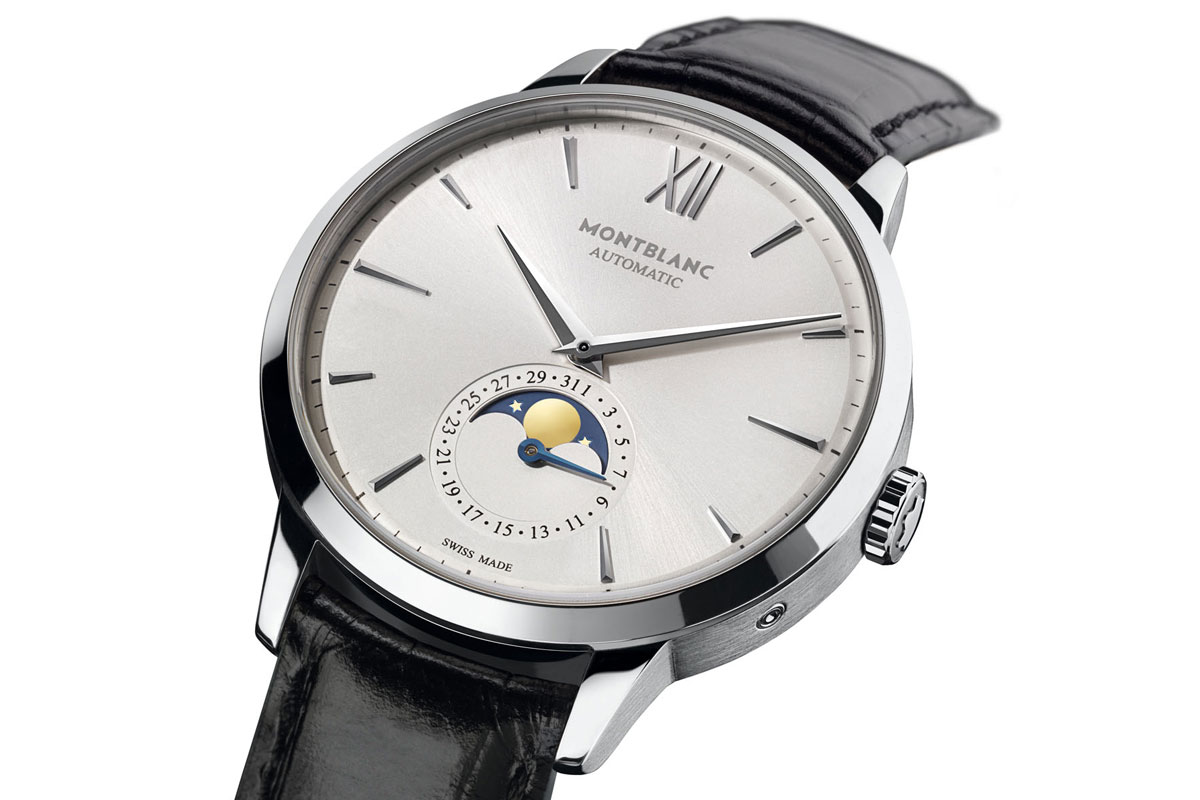 SIHH 2014: Introducing the Montblanc Meisterstuck Heritage Perpetual Calendar and Moonphase