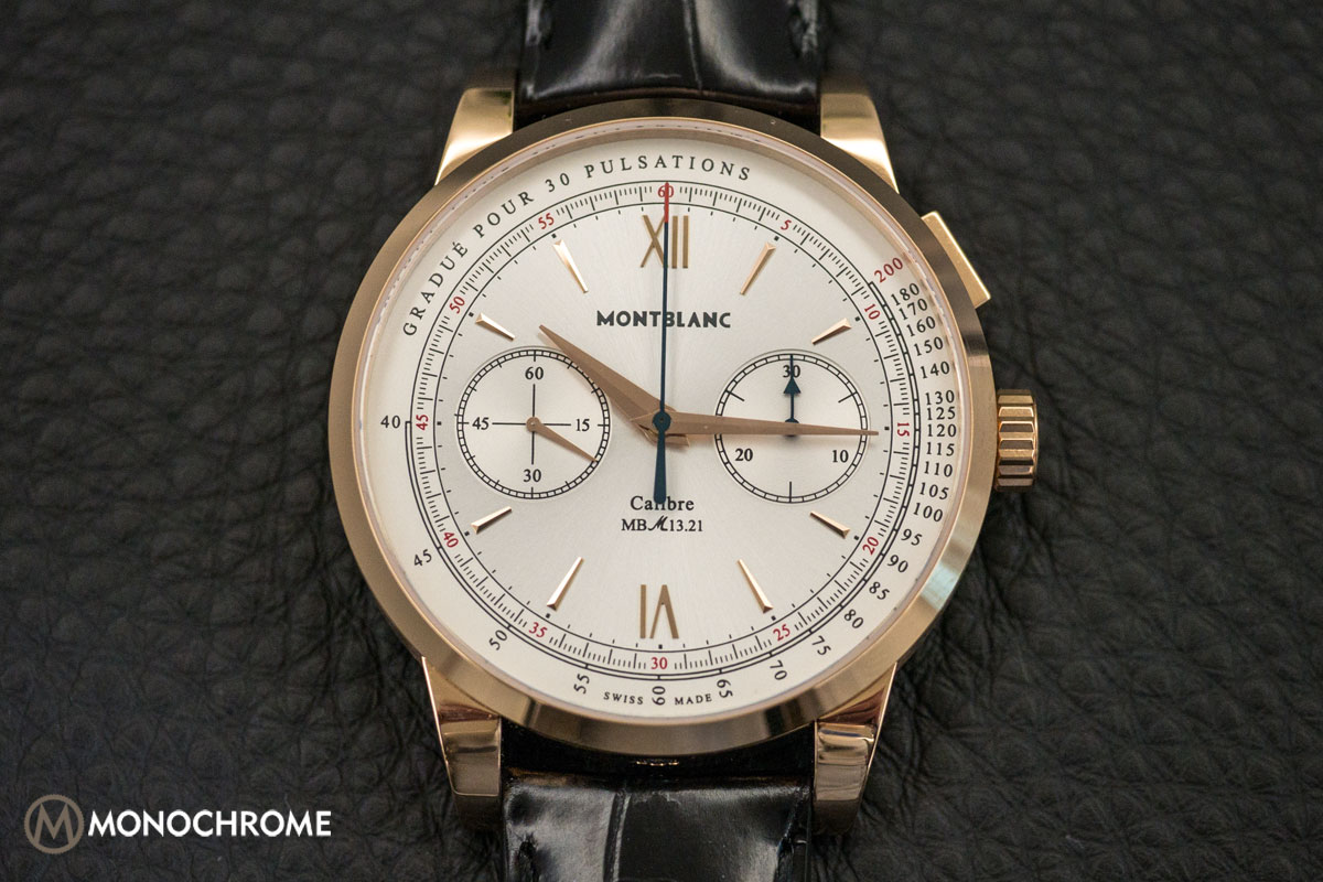 Montblanc Meisterstueck Heritage Pulsograph
