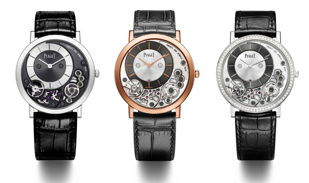 Piaget's CEO mr. Philippe Léopold-Metzger Talks About 140 Years Piaget and the Altiplano 900P