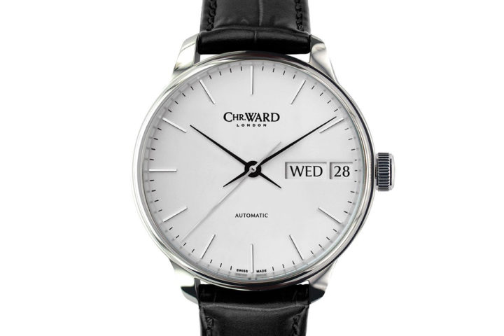 Christopher Ward C9 Harrison Big Day Date