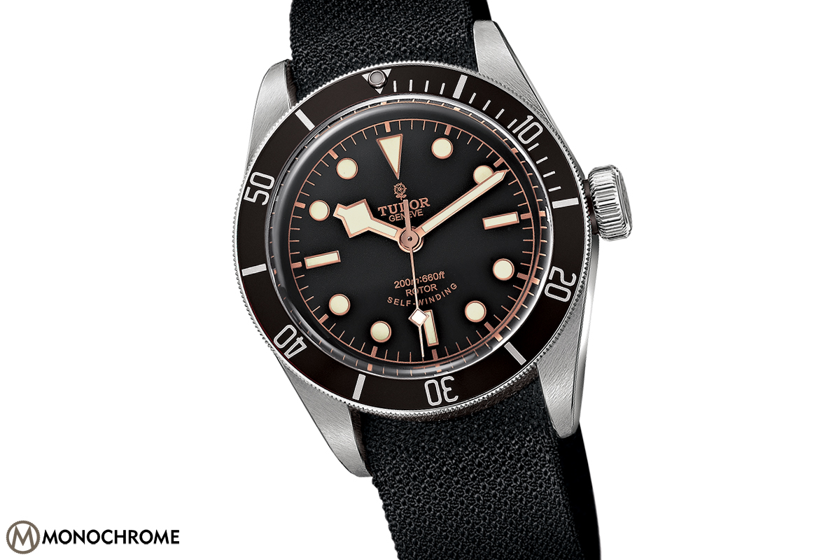 Tudor Black Bay dream Baselworld 2014