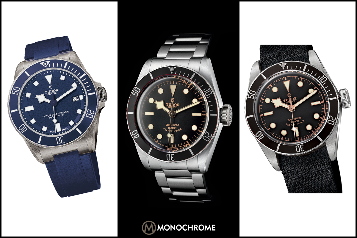 Tudor 2014 Baselwolrd dream novelties
