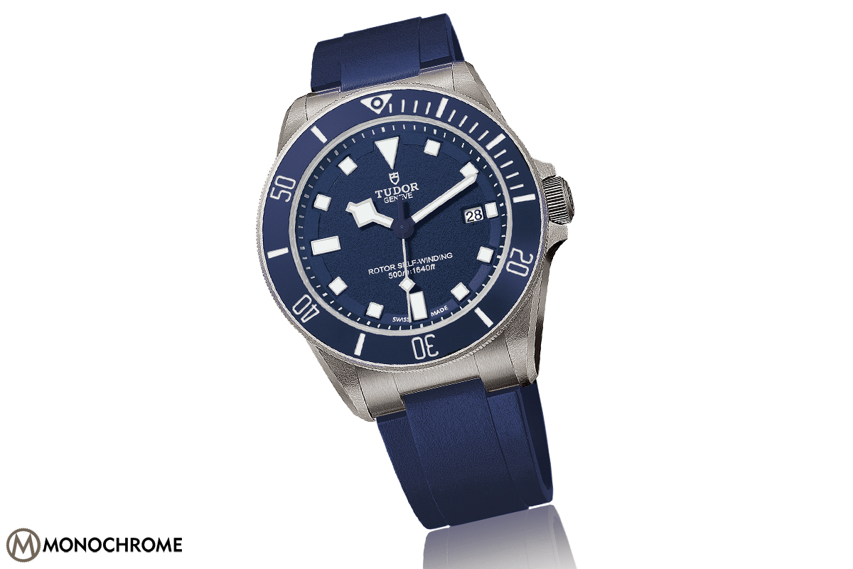 Tudor Pelagos Blue dream Baselworld 2014