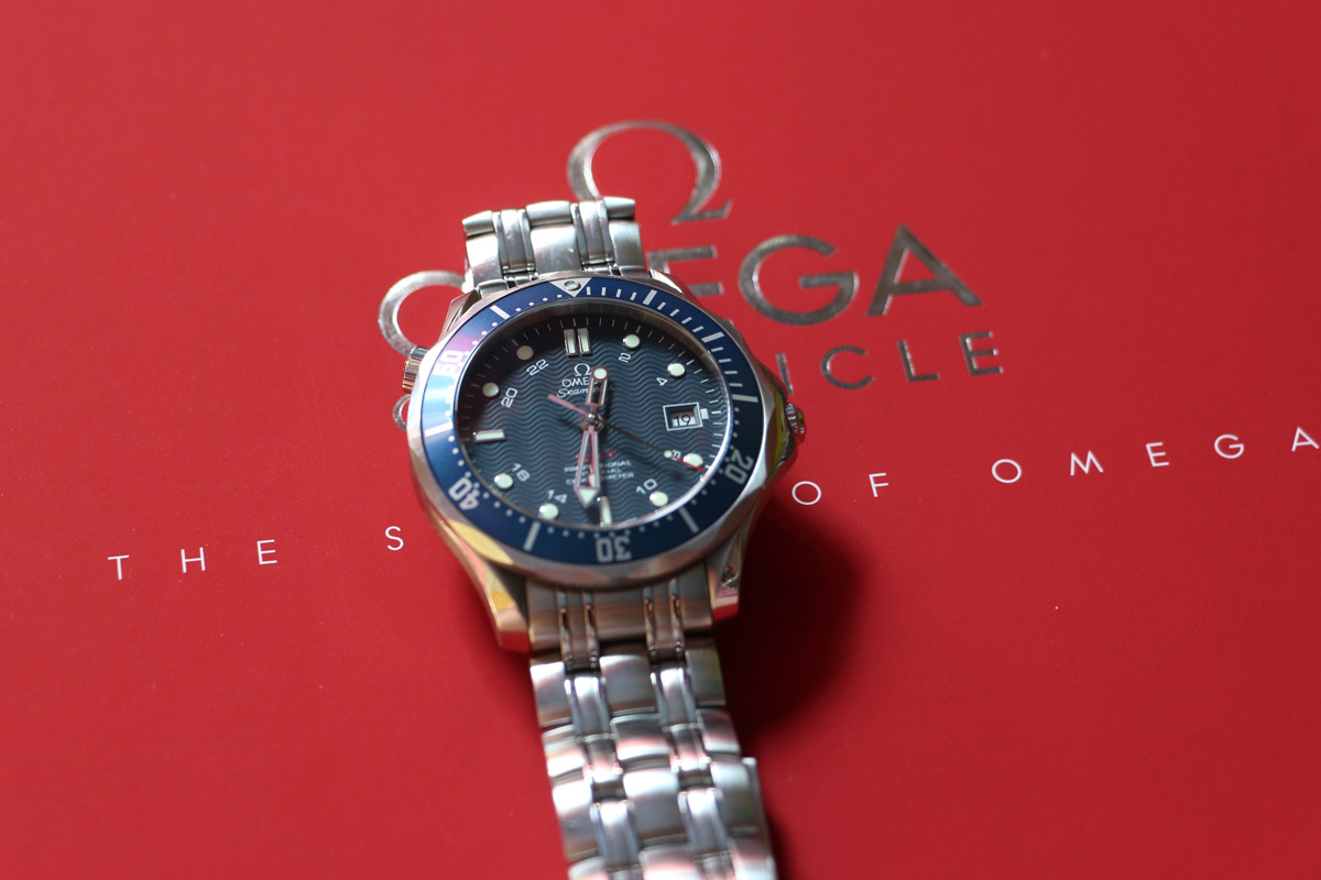 Splitting Time Between Two Masters – Part I:  The Omega Seamaster Professional 300 Meter GMT – 'You Only Live Twice'