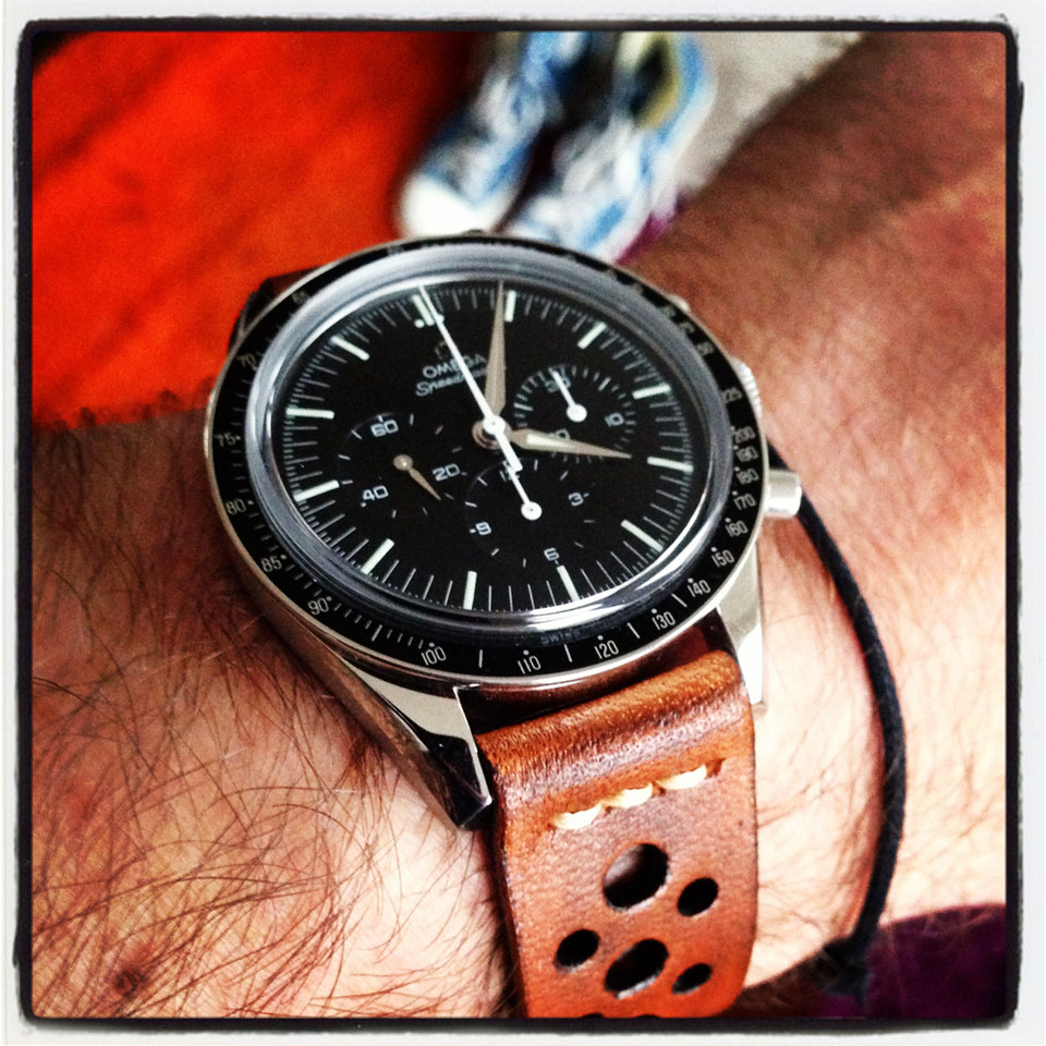 Splitting Time Between Two Masters Part Ii The Omega Speedmaster