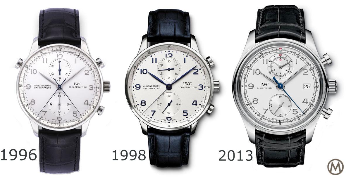 IWC Portuguese Chronograph collection