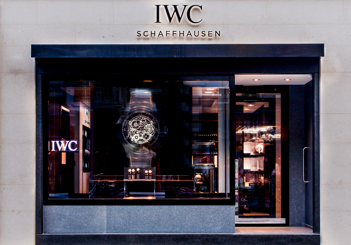 IWC Amsterdam Boutique PC hoofdstraat