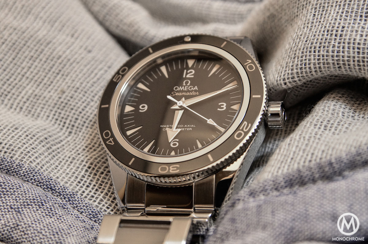 Hands-on with the New Omega Seamaster 300 Master Co-Axial (LIVE Photos and Pricing)