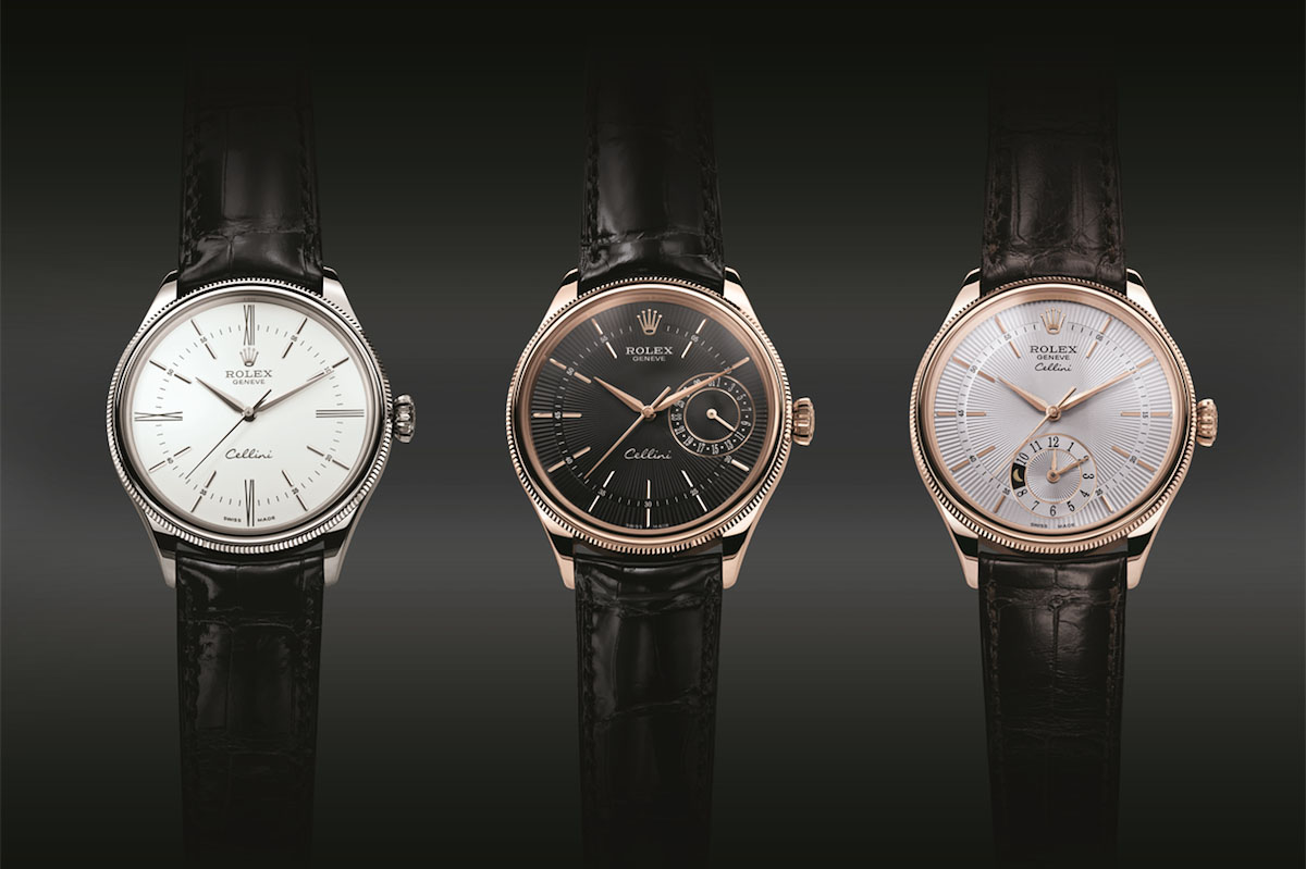 The new rolex cellini collection hands on with the three models live photos price for Rolex cellini