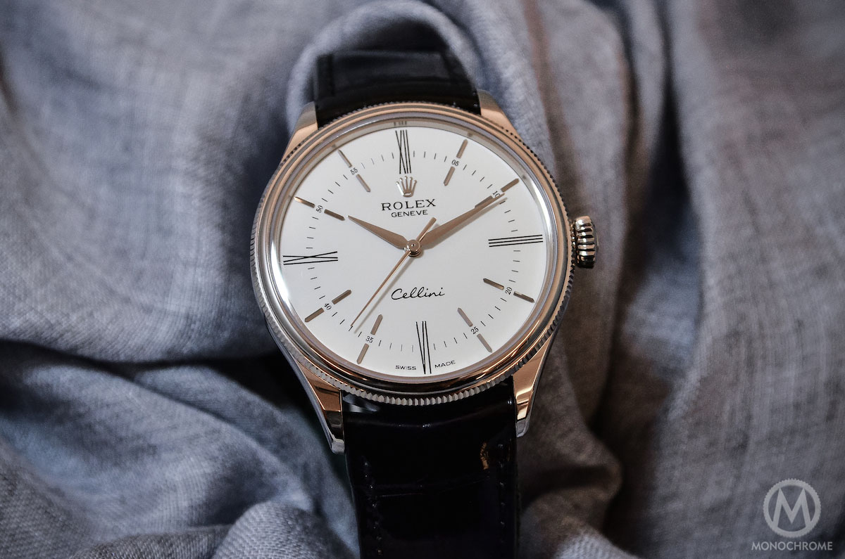 The New Rolex Cellini Collection, Hands-On With The Three Models – Live Photos